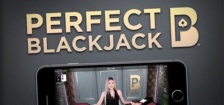 Paf Perfect Blackjack - saa iga päev kuni €105 lisaraha
