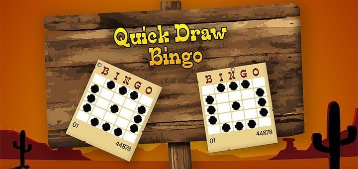 Paf Quick Draw bingo tasuta bingopiletite loos