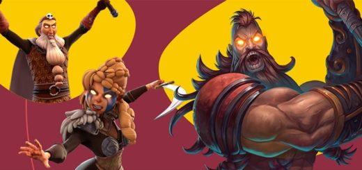 Slots.io online kasiino nädalavahetuse tasuta spinnid mängus Vikings Go Berzerk