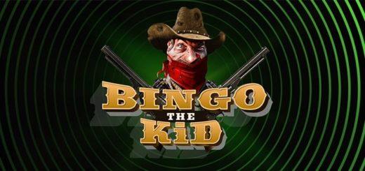 Teeni Bingo the Kid kasiinomängus endale €10 tasuta bingovautšer