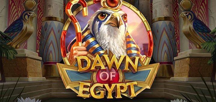 Dawn of Egypt Mystery auhinnad Paf kasiinos