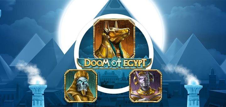 Doom of Egypt Mystery auhinnad Paf kasiinos