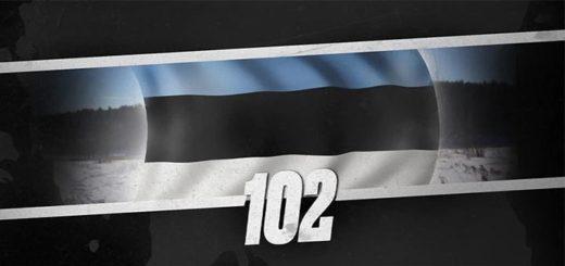 Eesti 102. Iseseisvuspäeva boonus ja tasuta spinnid Betsafe kasiinos