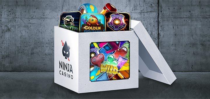Ninja Casino veebruarikuu missioon