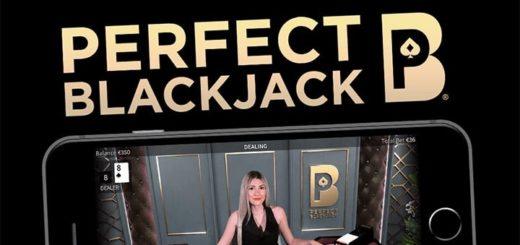 Paf Live-kasiino Perfect Blackjack kampaania