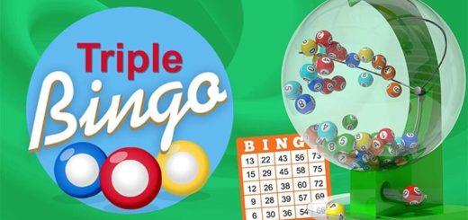 Paf Triple Bingo mängijatele tasuta bingopiletid