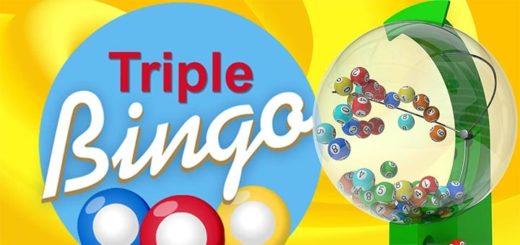 Tasuta piletid Paf bingomängus Triple Bingo-min