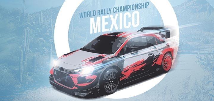 WRC Mehhiko Ralli spordiboonus Optibet'is
