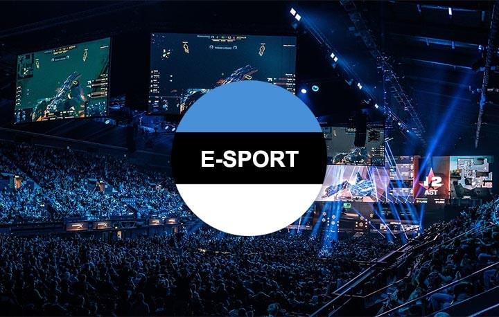 E-sport Eestis ja maailmas - info ja panustamine