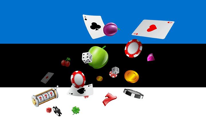 Eestis lubatud online kasiinod ja boonused