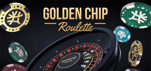 Golden Chip Roulette turniir Paf kasiinos