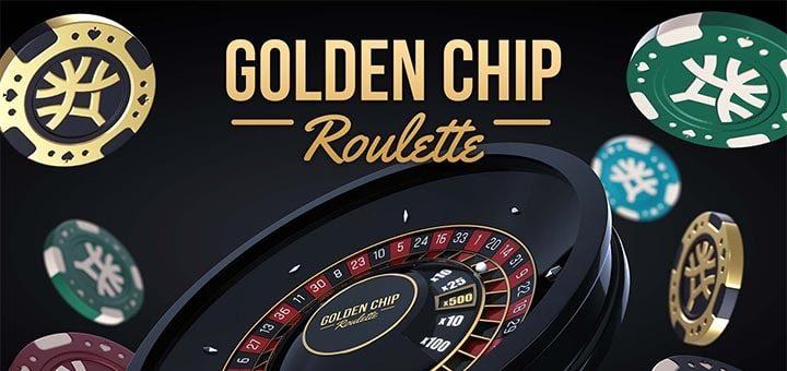 Golden Chip Roulette turniir Paf kasiinos