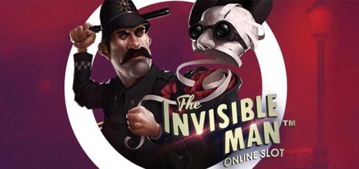 Invisible Man nädalavahetuse tasuta spinnid