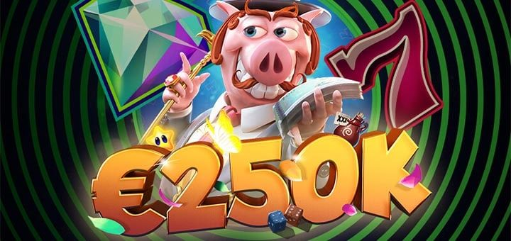 Meeletu Märts Unibet kasiinos - loosis €250 000 pärisraha