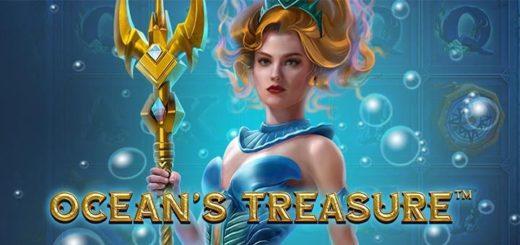 Ocean's Treasure tasuta spinnid ja boonus Optibet kasiinos