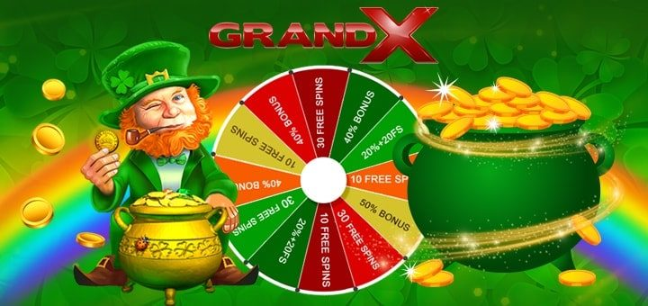 Püha Patricku päeva Müstiline Rahapada GrandX kasiinos