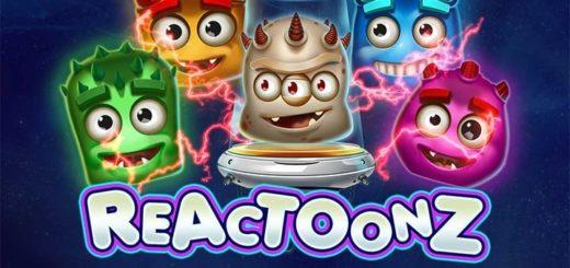 Reactoons Mystery auhinnad Paf kasiinos
