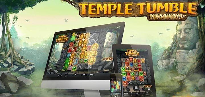 Temple Tumble Megaways tasuta spinnid Unibet kasiinos