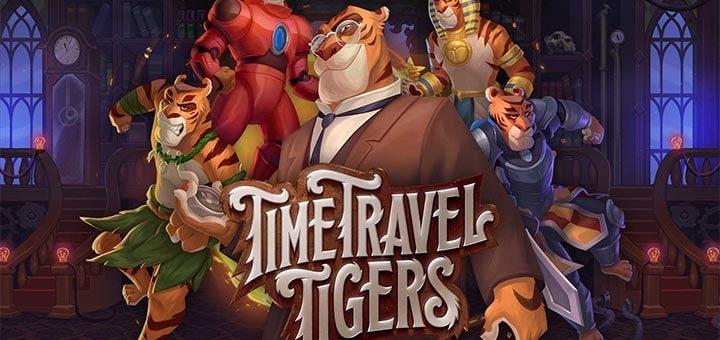 Time Travel Tigers rahasadu Paf kasiinos