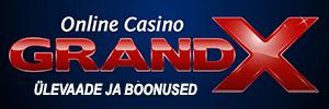 GrandX Online Casino ülevaade