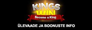 Kingswin kasiino ülevaade