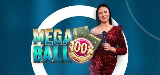 Mega Ball cashback Optibet live kasiinos