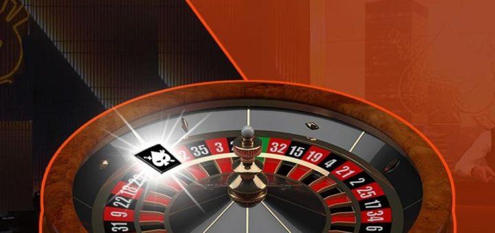 Ninja Casino live rulett - teen iga päev €30 boonusraha