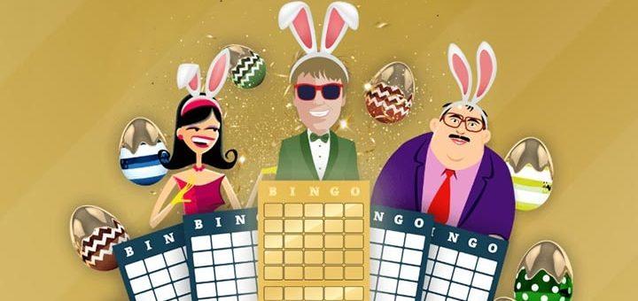 Paf Bingo kuldsed lihavõtted 2020