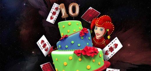 Paf Double Joker Poker 10. sünnipäev - kõigile kuni 350 tasuta mänguvooru