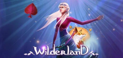 Wilderland boonus ja tasuta spinnid Optibet kasiinos