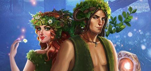 Druids Dream boonus ja tasuta spinnid Optibet kasiinos