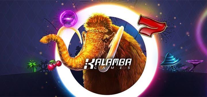 Optibet kasiino eksklusiivsed Kalamba slotimängud & tasuta spinnid