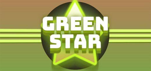 Paf Green Star slotimängus iga päev tasuta spinnid