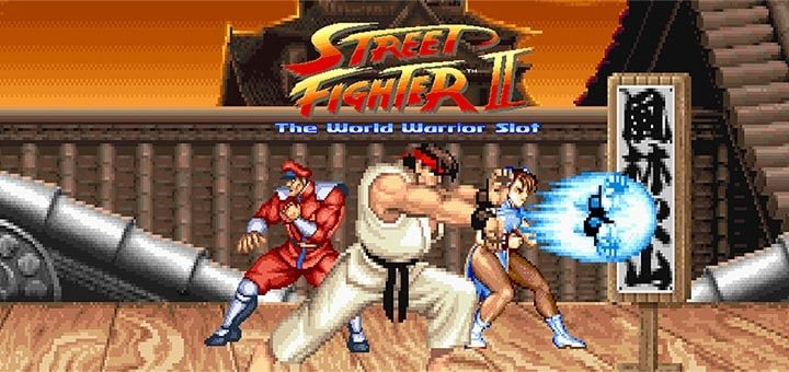 Street Fighter 2 sloti tasuta spinnid, superspinnid ja boonusraha Ninja kasiinos