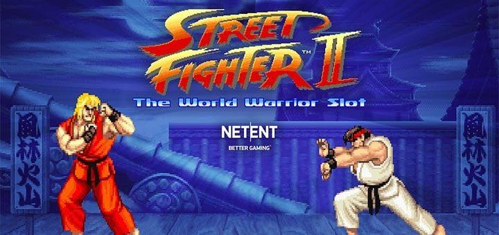 Street Fighter 2 slotimängu igapäevased rahaloosid Paf kasiinos