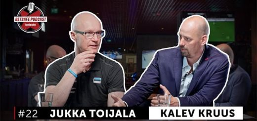 Betsafe Podcast - Jukka Toijala ja Kalev Kruus