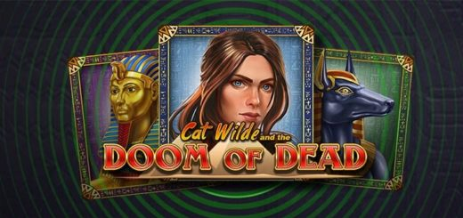 Cat Wilde and the Doom of Dead õnneliku keerutuse slotiturniir Unibet'is