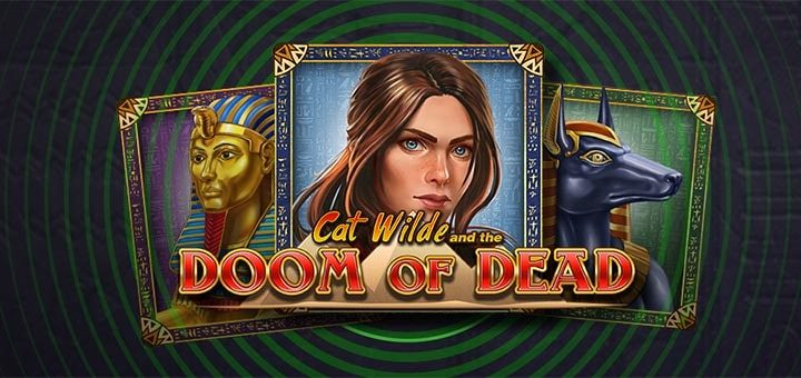 Cat Wilde and the Doom of Dead õnneliku keerutuse slotiturniir Unibet'is