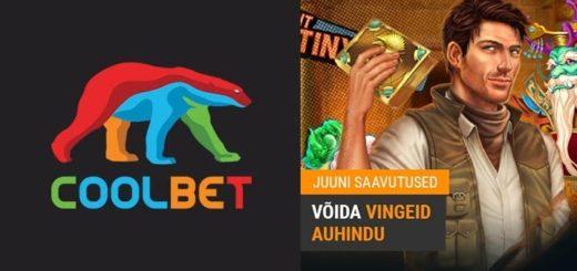 Juunikuu väljakutsed ja saavutused Coolbet kasiinos