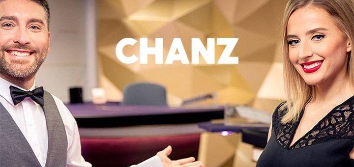 Teeni Chanz live kasiinos kuni €10 boonusraha