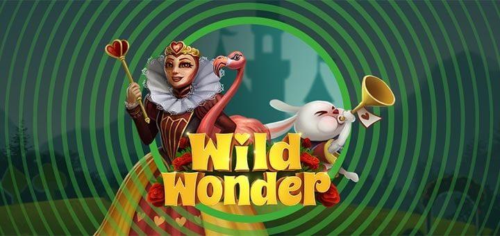 Wild Wonder auhinnasadu Unibet'is - raha, bingovautšereid ja tasuta spinnid