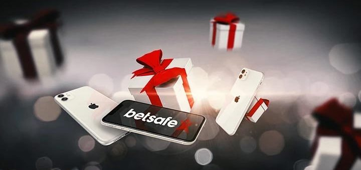 Betsafe kingimaania - osale loosis ja võida iga nädal iPhone 11