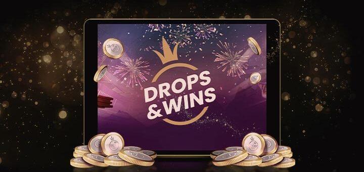 Daily Drops and Wins turniirid ja rahasadu TonyBet kasiinos