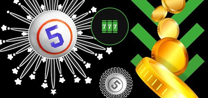 Lotokolmapäev Unibet'is - iga nädal tasuta bingopiletid
