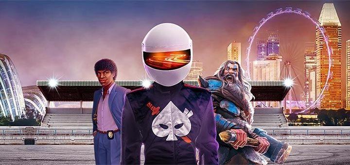 Ninja Casino Drift'i nädalavahetus - võta tasuta pärisraha spinne