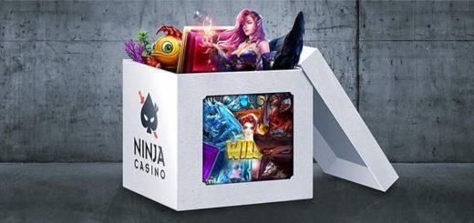 Ninja Casino augusti missioon - võida €300 lisaraha