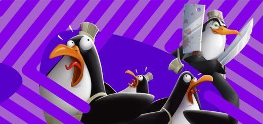 Slots.io nädalamängu tasuta spinnid mängus Penguin City