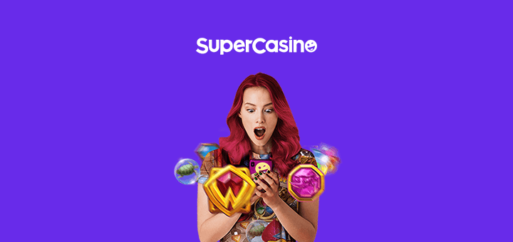 SuperCasino - ülevaade ja boonused