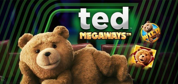 Ted Megaways õnneliku keerutuse turniir Unibet kasiinos
