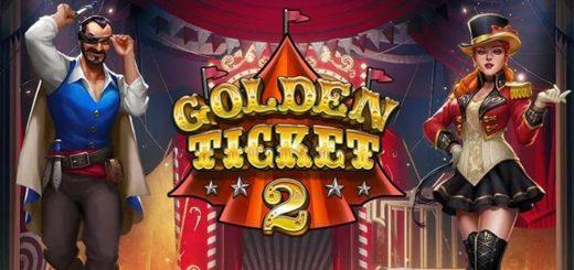 Maria Casino Golden Ticket 2 õnneliku keerutuse slotiturniir